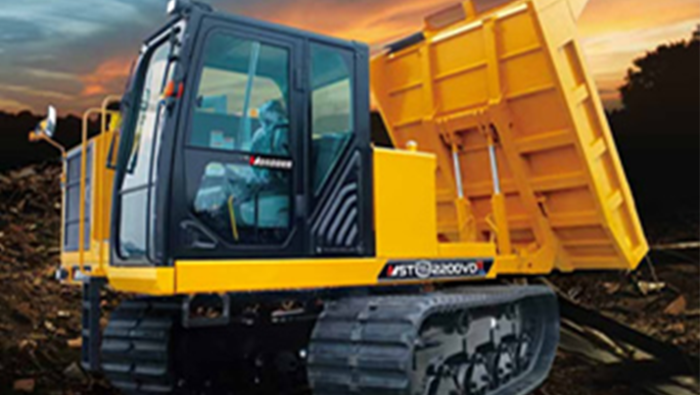 Morooka rubber track carriers